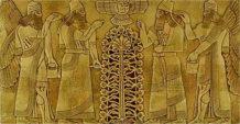 Los Usumgal, creadores de los Anunnaki: cronica arcaica de las deidades sumerios.