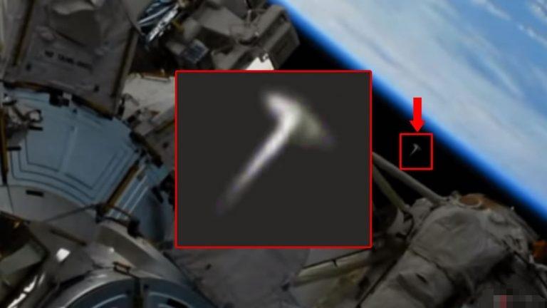 ¿«Portal estelar» se abrió fuera de la Estación Espacial Internacional?