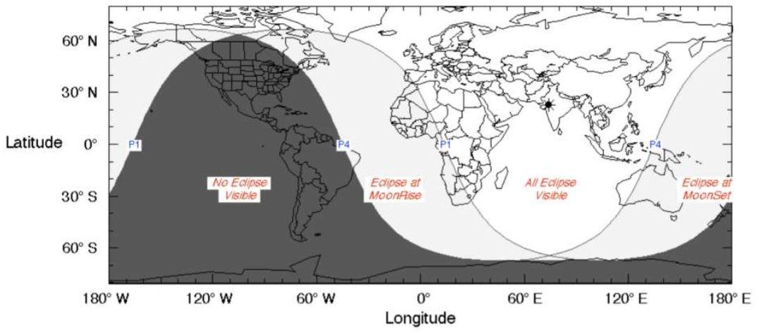 Primera luna llena del año y eclipse lunar: este viernes 10 de enero