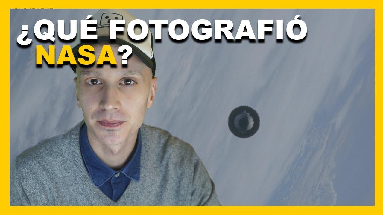 ¿Qué Fotografió NASA en el Espacio?