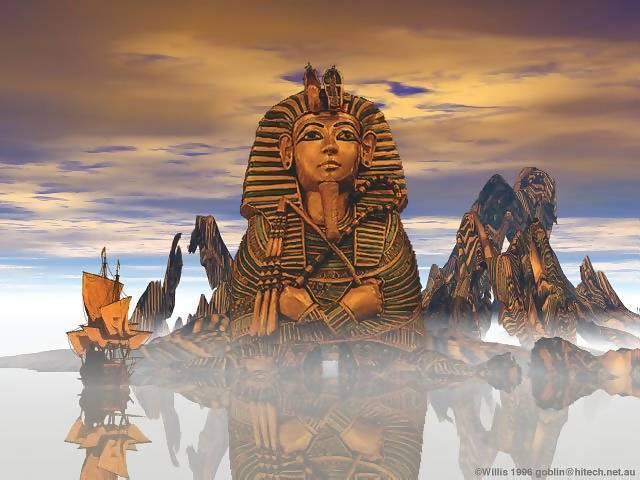 Quién reinó Egipto anteriormente que los Faraones?.