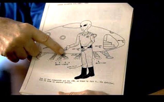 Secuestrado por extraterrestres revela tecnología ovni y bases secretas en la Tierra