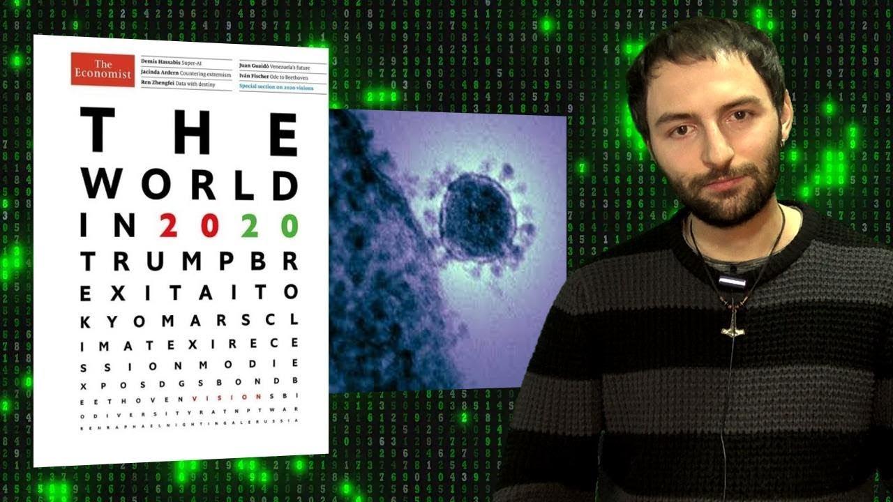 THE ECONOMIST 2020 predijo el Coronavirus