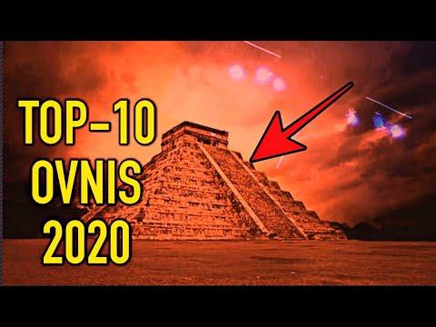 Top-10 La Alfombra Roja de Los OVNIS 2020 (Completo)