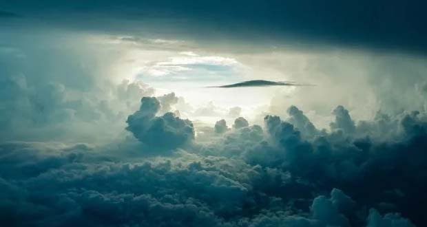 Trompetas en el cielo y otros extraños fenómenos del firmamento