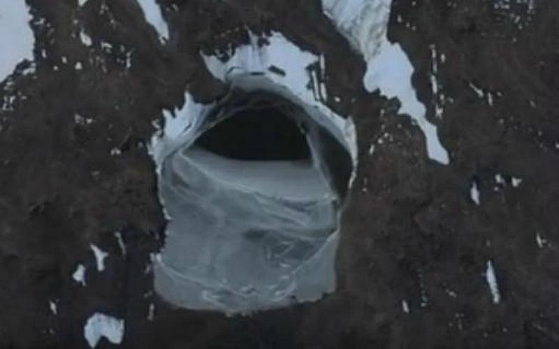 Ciudades muertas en la Antártida