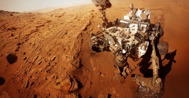 Acabamos de descubrir que el agua líquida en Marte era similar a los océanos de la Tierra