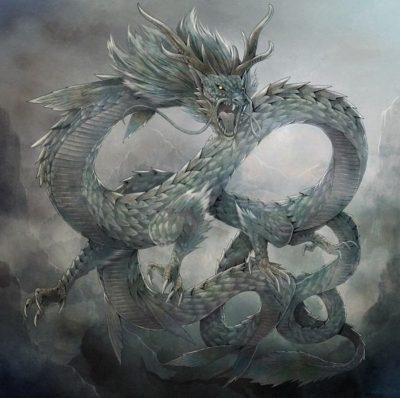 Dragón (Asiático)