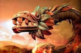 Quetzalcóatl (Serpiente emplumada)