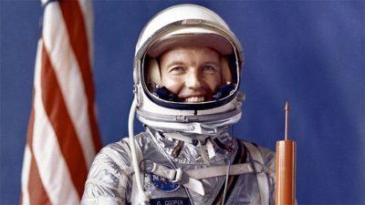 El astronauta Gordon Cooper y las declaraciones sobre vida extraterrestre en la tierra