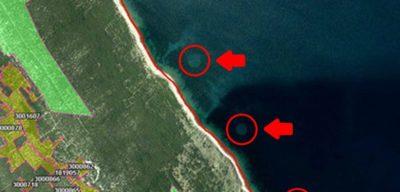Aun sin resolver: Los Misteriosos y perfectos círculos del mar Adriático