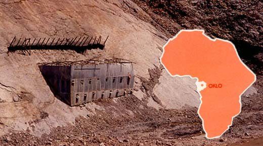 Hay un reactor nuclear natural de 2 billones de años de antigüedad en África.