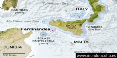 Ferdinandea, la isla perdida