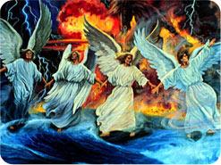 ¿Fueron las 7 PLAGAS un CASTIGO de los Dioses EXTRATERRESTRES?