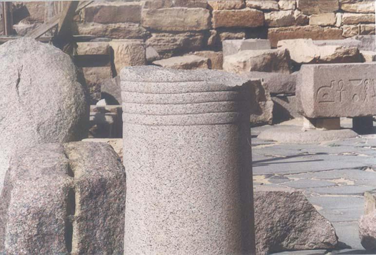 ¿Herramientas comunes o una antigua y misteriosa tecnología? ¿Cómo perforaban y cortaban el granito los antiguos egipcios?