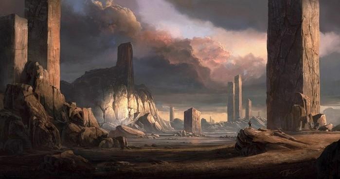 Geografía Sagrada: Siete Torres de Satanás