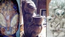 Artilugios mayas inexplicables: evidencia de un antiguo contacto extraterrestre