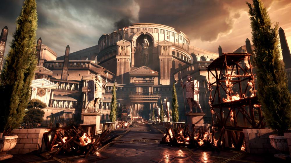 avistamientos ovni imperio romano