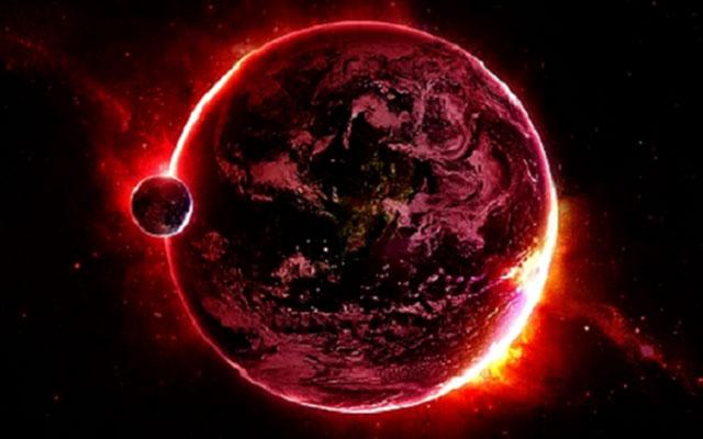 Planetas que están deliberadamente ocultos para los humanos.
