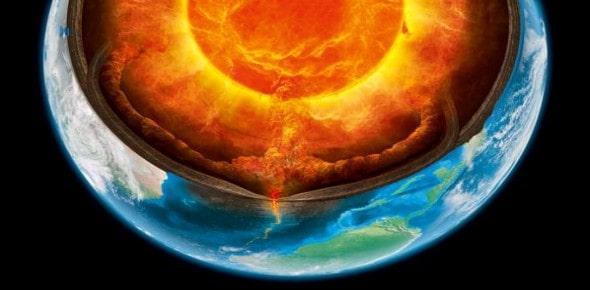 Dos objetos gigantes cerca del núcleo de la tierra desconcertaron a geólogos