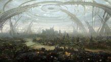 Ellos observaron ciudades «alienigenas» en experimentos de la CIA.