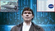 Hacker reveló todos los «misterios OVNI» de la NASA y la élite