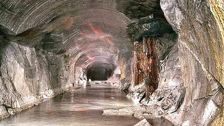 La «Gran Galería» bajo los Montes Bucegi escondería los mayores misterios de la sociedad