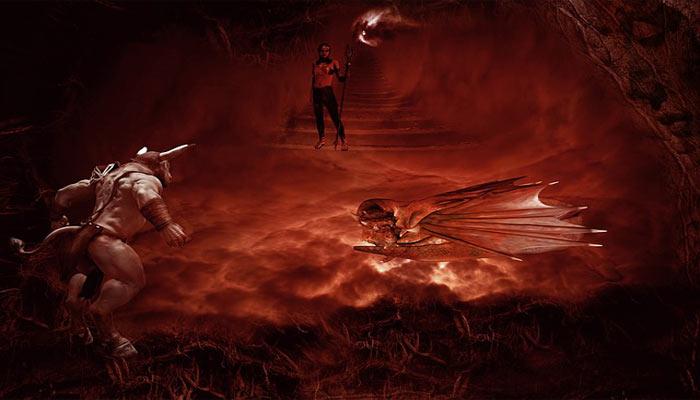 La Rebelión de Lucifer según el Texto de Urantia.
