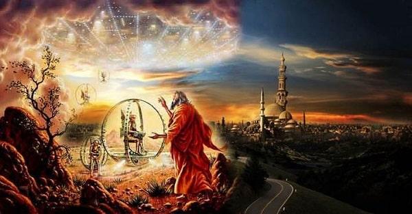 Libro de Enoc: el primer hombre en ser secuestrado por extraterrestres