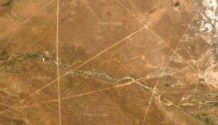 Líneas de Sajama: las «líneas de Nasca» de Bolivia.