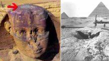 Misterios de la Esfinge son revelados: develando el enigma