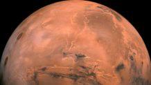 Nasa y la conspiración de Marte