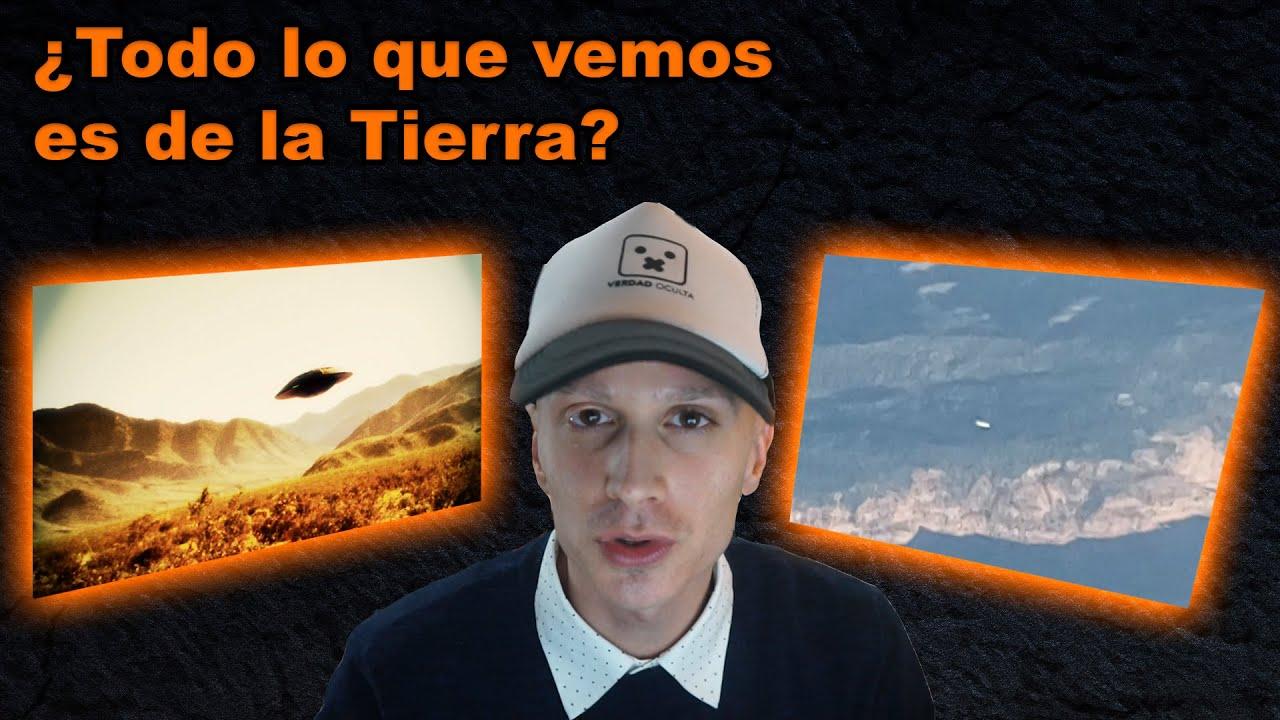 Todo lo que vemos PROVIENE de la TIERRA?