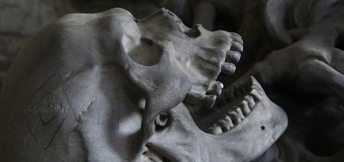 """Los """"masticadores"""", vampiros que engullían sus propias mortajas"""