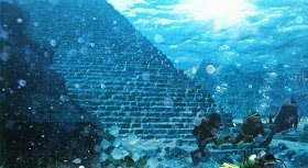 Alucinante: ¿Una pirámide subacuática de 20.000 años de antigüedad en el Atlántico?