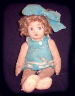 Muñecas poseídas.