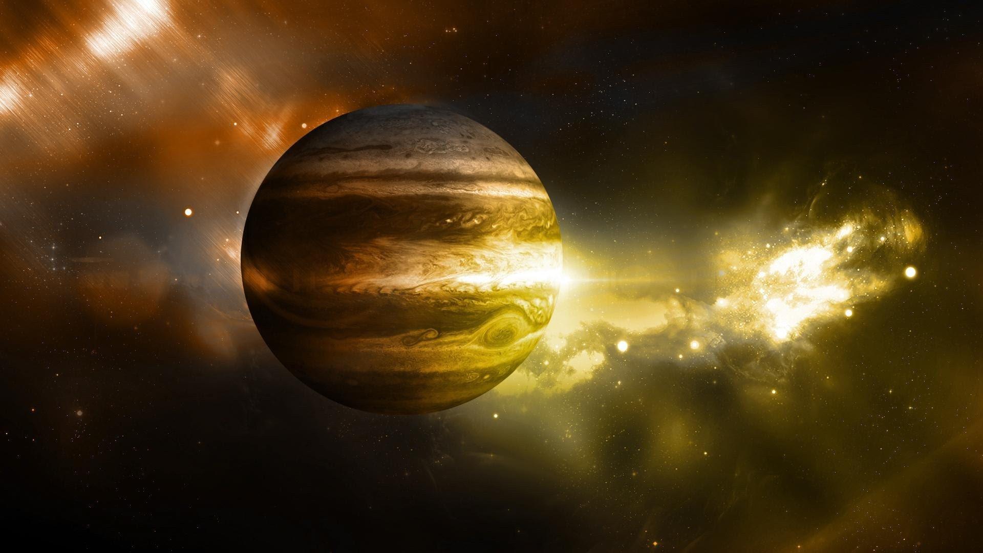 Sonidos extraños son detectados cerca de Júpiter por nave espacial de la NASA .