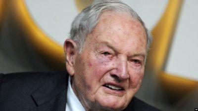 David Rockefeller recibe su sexto corazón en 38 años