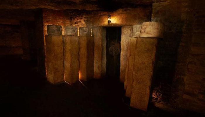 El misterioso laberinto de Buda: cuevas «censuradas» que conducirían al planeta subterráneo.