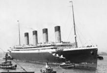 La cronica real de «La Protegida» la doncella que sobrevivió a tres naufragios, incluido el Titanic.