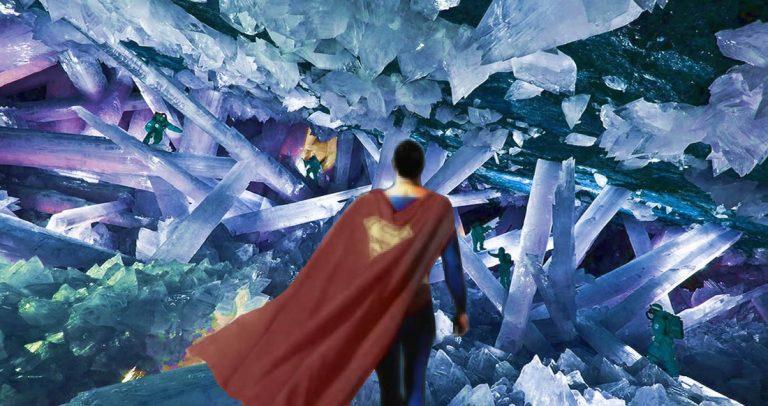 La «Fortaleza de Superman» existe y se encuentra en México