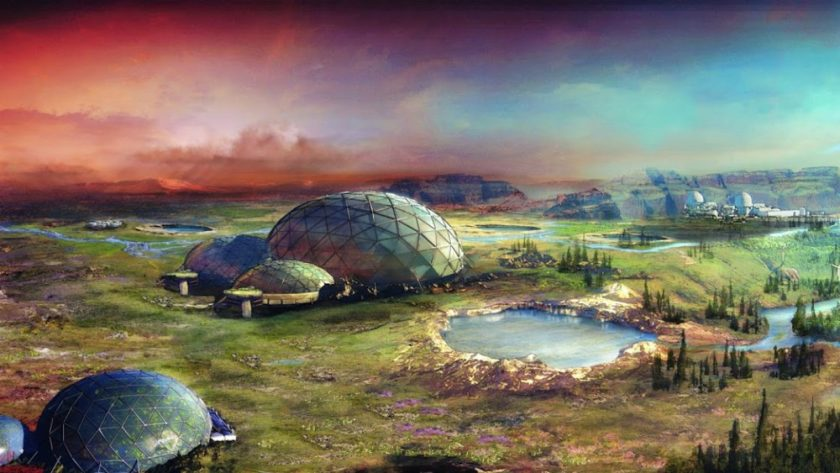 Terraformare Marte