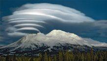Una ciudad intraterrena se ocultaría en el Monte Shasta.