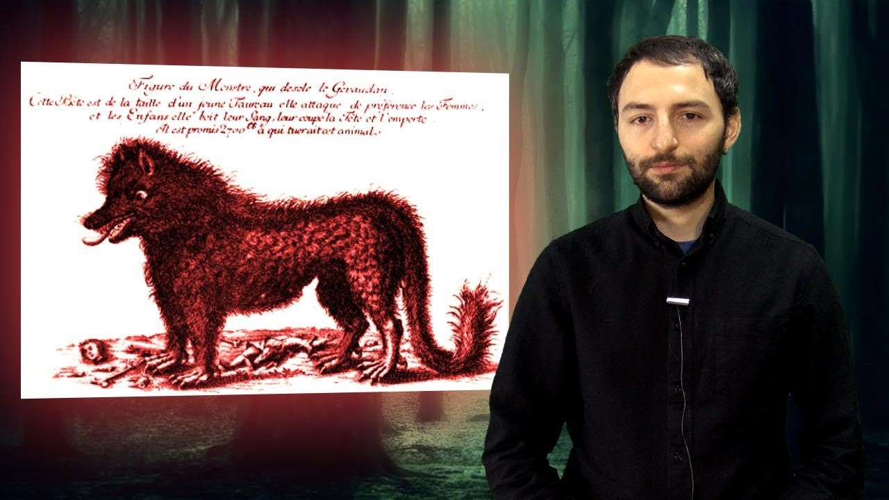 Una nueva y Terrorífica especie animal se ocultó en Gevaudan y devoró a cientos de personas