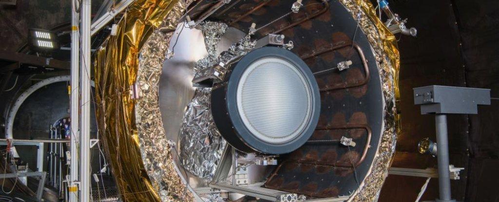 Este épico motor de iones impulsará la misión de prueba de la NASA para redirigir un asteroide