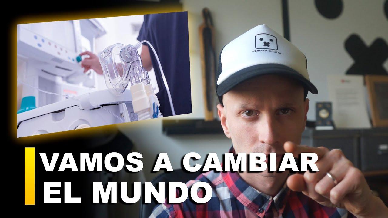 VAMOS A CAMBIAR EL MUNDO CUANDO ESTO TERMINE