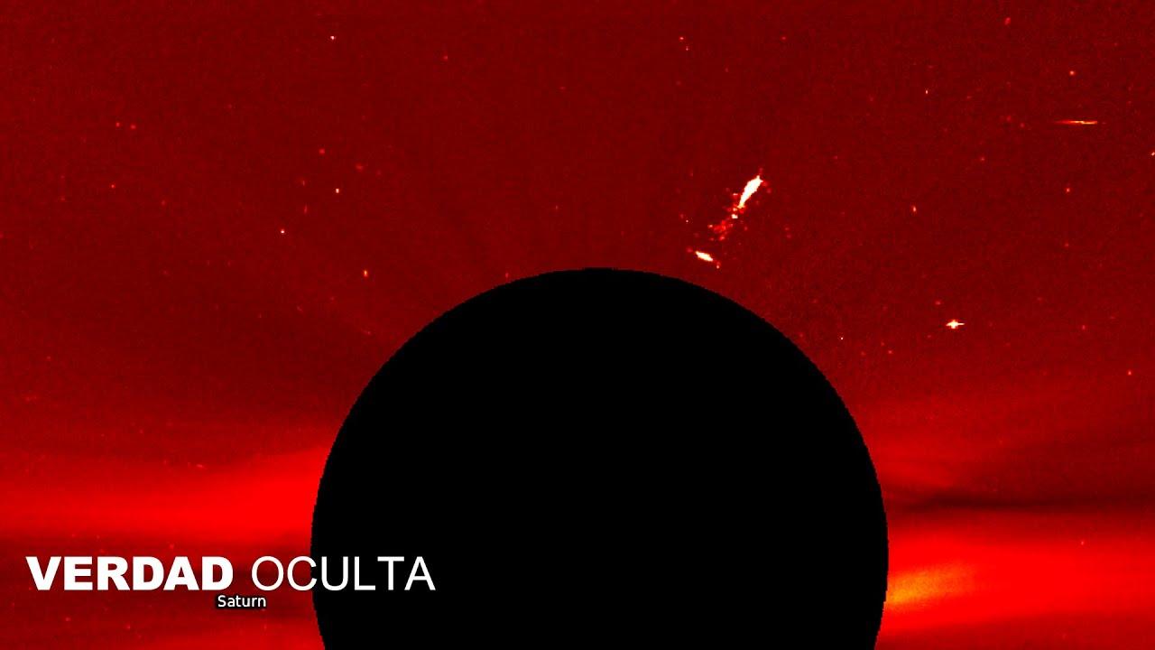 ¿Acceden OVNIS al Sistema Solar mediante Portales cerca del Sol?