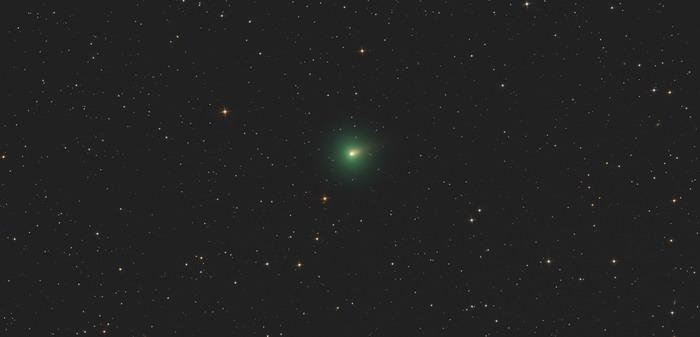 Atlas el cometa verde cinco veces mayor que Júpiter cada vez más cerca de la Tierra se vera a finales de abril