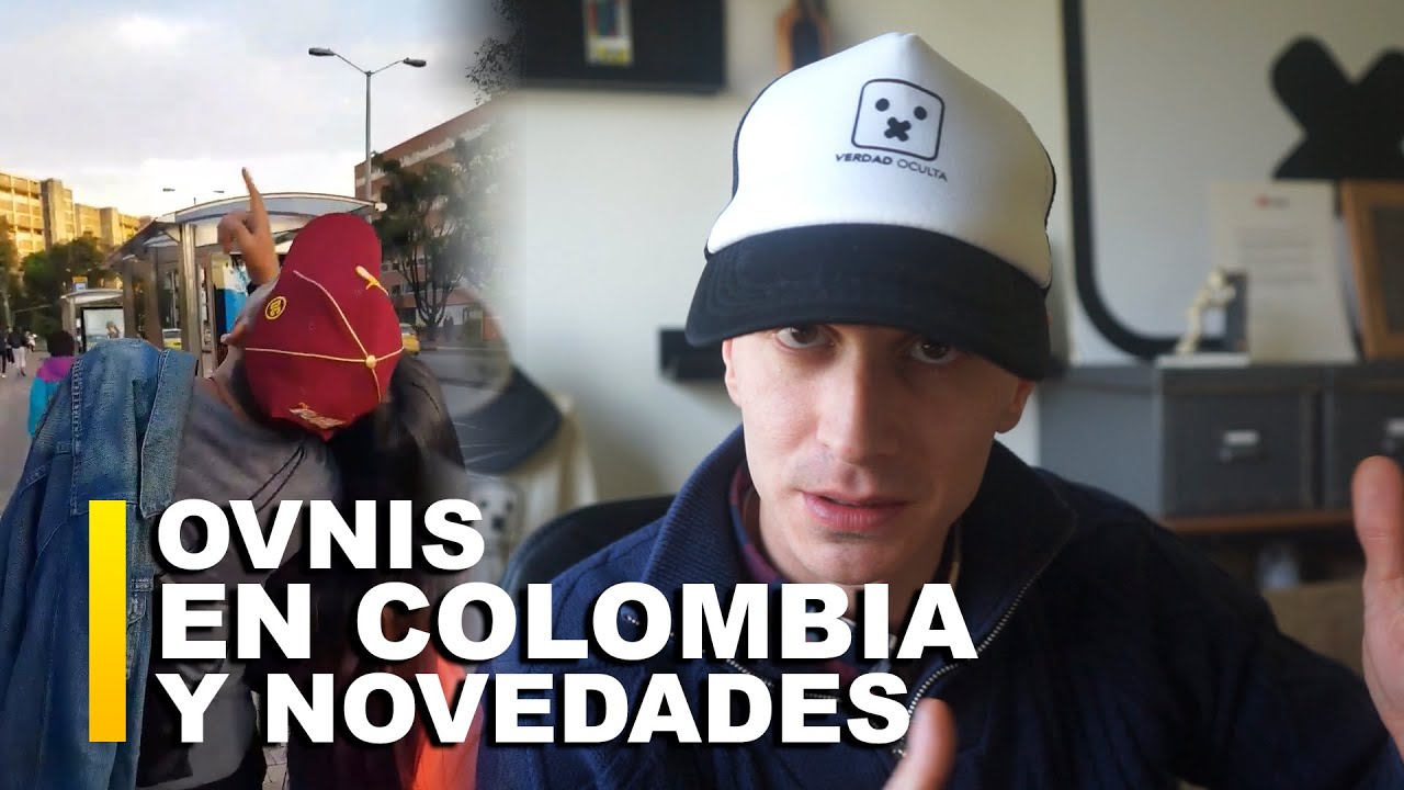 Avistamiento OVNI en Colombia y NOVEDADES