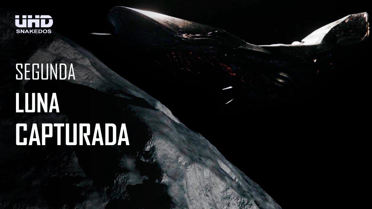 Capturada La Segunda Luna o Nave Alienígena